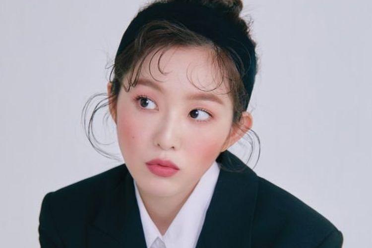Irene, salah satu personel grup vokal Red Velvet membuktikan betapa menakjubkan penampilannya dengan warna bibir merona