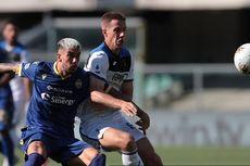 Hasil Verona Vs Atalanta, La Dea Gagal Salip Inter di Klasemen Liga Italia