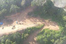 4 Tahun Lagi, Jalan Perbatasan Indonesia-Malaysia Tembus Seluruhnya