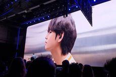 V BTS Muncul di Presentasi Ponsel Baru Samsung, Jadi Brand Ambassador?