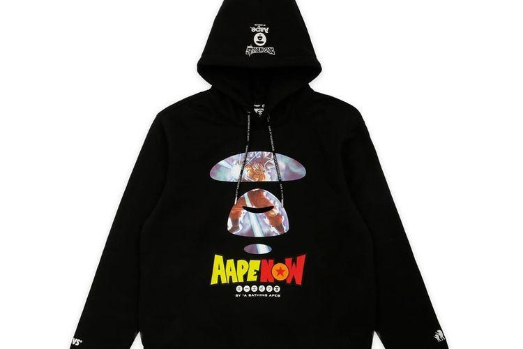 Koleksi Dragon Ball dari AAPE by BAPE