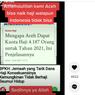 Beredar Klaim Aceh Dapat Kuota Haji, Benarkah? Ini Kata Kemenag