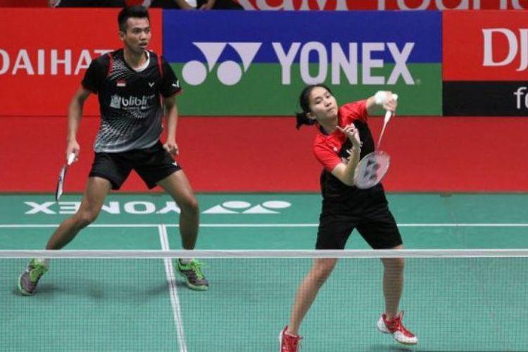 Dua pasang ganda campuran Indonesia hari ini (19/4) berhasil membungkam pasangan yang menempat posisi unggulan pada kejuaraan bulutangkis Malaysia International Challenge 2018.