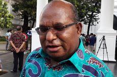 Gubernur Papua Dukung Pemerintah Indonesia Kuasai Saham Freeport