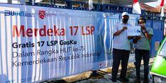 Sambut HUT ke-75 RI, PGN Berikan Program Gratis Isi Gas kepada Pelanggan GasKu