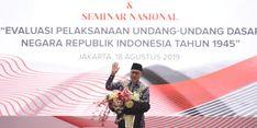 Zulkifli Hasan: UUD 1945 Harus Jadi Arahan Perilaku Bangsa Indonesia Sekarang dan Nanti