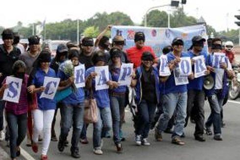 Ribuan Warga Filipina Turun ke Jalan, Protes Korupsi Politisi