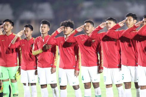 Timnas U-19 Indonesia Vs Hong Kong, Garuda Muda Menang dengan Skor Telak