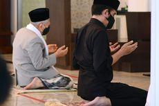 Saat Jokowi Jumatan di Masjid Istana dan Ma'ruf Amin Berkhutbah soal Syukur Kemerdekaan...