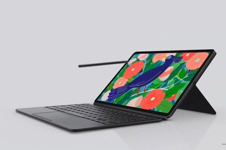 Galaxy Tab S7 dan Tab S7 Plus resmi dirilis