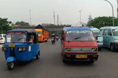 Kata PT Transjakarta soal Tuntutan Sopir Angkot Hapus Trayek Pulogadung-Pondok Gede