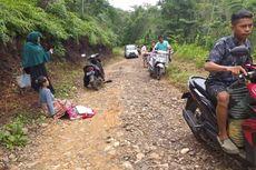 Jarak ke Puskesmas 20 Km, Ibu Hamil di Lebak Terpaksa Melahirkan di Jalan