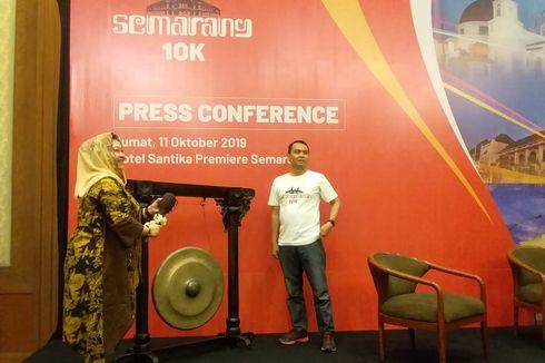 Lomba Lari Semarang 10K Kembali Digelar, Target Jumlah Peserta 2.000 Orang
