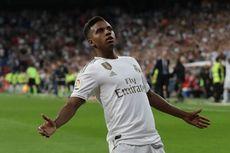 Penyerang 18 Tahun Real Madrid Menolak Dibandingkan dengan Ronaldo