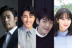 Buat Kejutan, Shin Min Ah Disebut Bakal Satu Drama dengan Kim Woo Bin