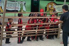 Sengketa Tanah, Warga Pagari Sekolah
