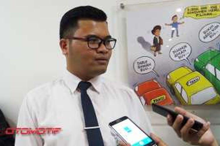 Helmi Nurjamil, anggota tim investigator Komisi Pengawas Persaingan Usaha (KPPU).
