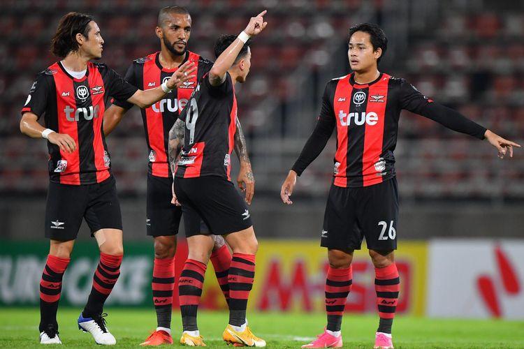 Tim peserta Liga Thailand, True Bangkok United.