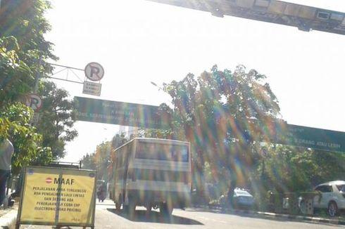 Lewat Jalur ERP Tanpa OBU, STNK Mobil Bisa Dicabut