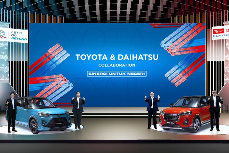 Kolaborasi Toyota dan Daihatsu melalui Raize dan Rocky