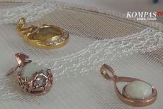 Cerita Anya Membuat Perhiasan Cantik dari ASI, Produknya sampai ke Singapura