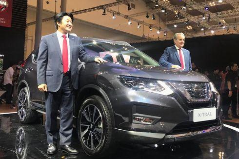 Mobil Baru Nissan X-Trail Resmi Meluncur di GIIAS 2019