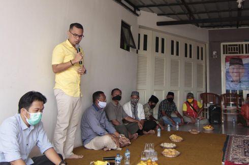 Kampanye di Serpong Utara, Pilar Saga Janji Programnya Bakal Tingkatkan Kesejahteraan Buruh