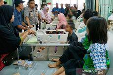 Keracunan Kue Ulang Tahun, 20 Siswa dan Seorang Guru SD Dilarikan ke Rumah Sakit