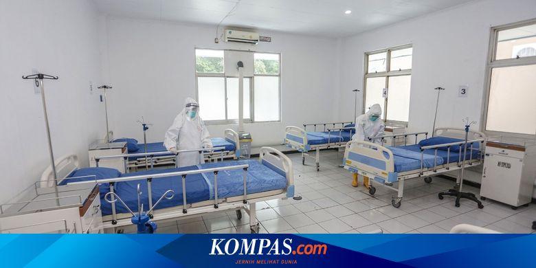 Rumah Sakit Penuh, Ketum PERSI: Masyarakat, Tolong Kasihani Kami