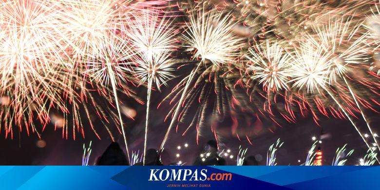 Berita Harian Tahun-baru-2021 Terbaru Hari Ini - Kompas.com