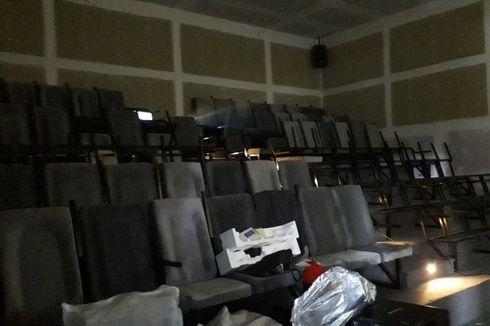 Bioskop Rakyat di Pasar Teluk Gong Siap Diresmikan