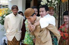 Pesan Jokowi untuk Gibran-Selvi