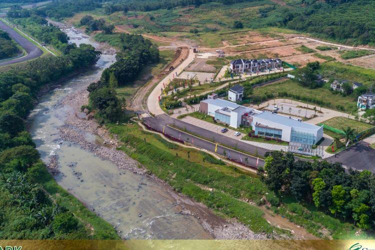 Dengan rencana pengembangan seluas kurang lebih 1.000 hektare di selatan Jakarta, Citra Sentul Raya dikelilingi beragam fasilitas skala kota dan infrastruktur penunjang seperti akses langsung ke rencana Stasiun LRT Sirkuit Sentul dan Tol Jagorawi km 33