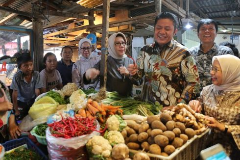 Harga Bahan Pokok Stabil, Gubernur Sumsel Peringatkan Pedagang Tak Lakukan Penimbunan Jelang Ramadhan