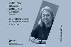 Coming Home with Leila Chudori: Seno Gumira Ajidarma Membahas Raka Ibrahim