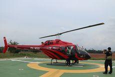 Jalan-jalan ke Anyer dari Jakarta Naik Helikopter, Harga Spesial Rp 13 Juta