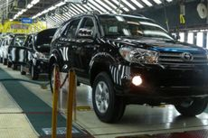 Penjualan Domestik Lesu, Toyota Berharap pada Ekspor