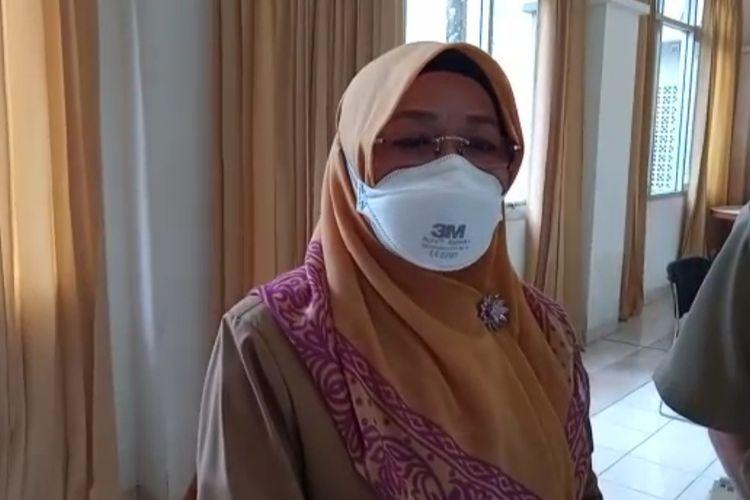 Kepala Dinas Kesehatan Kalimantan Timur, Padilah Mante Runa.