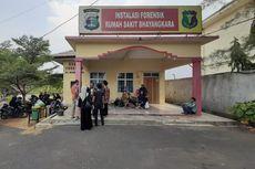Satu Keluarga Penumpang Sedan Terbakar di Jalan Tol Sumatera Baru Pulang Kondangan