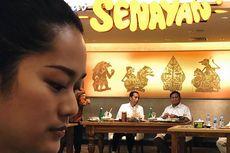 Pengalaman Prisia Nasution Saksikan Jokowi dan Prabowo Makan Siang Bersama