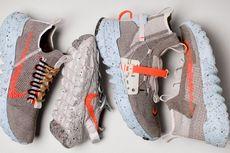 Koleksi Nike Space Hippie dengan Sentuhan Material Lantai Pabrik