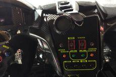 Lebih Dekat dengan Kabin Honda NSX GT3