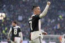 Roma Vs Juventus, Misi Balas Dendam Ronaldo di Olimpico