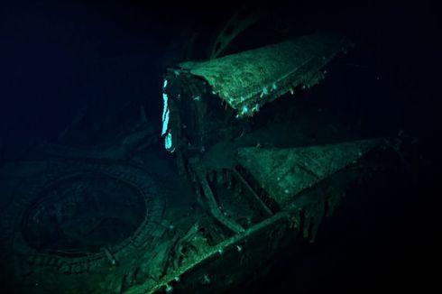 Lagi, Kapal Bekas Perang Dunia II Ditemukan di Dasar Samudera Pasifik