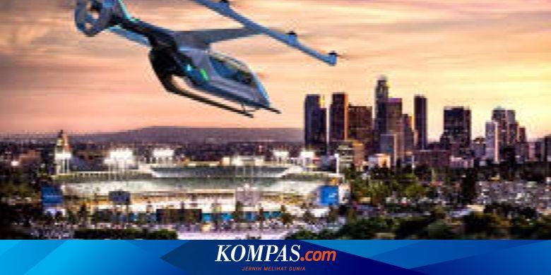Bandara Soekarno Hatta Siapkan Layanan Taksi Terba