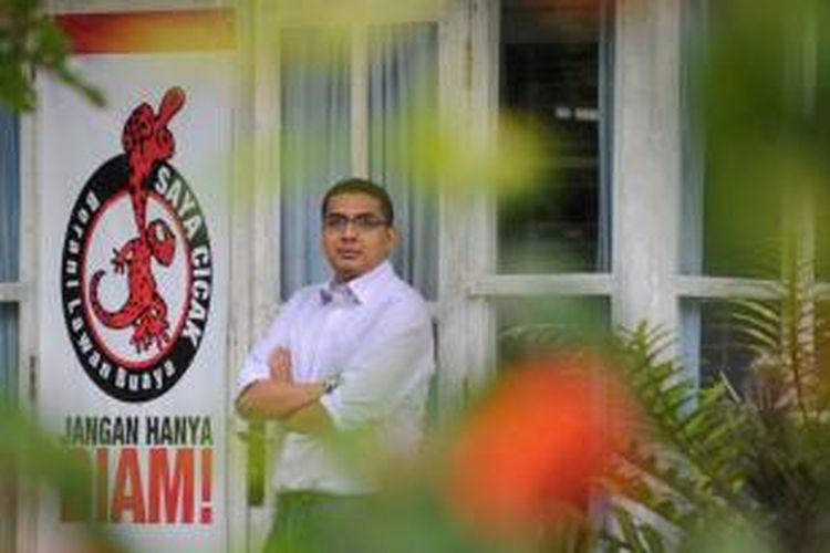 Zainal Arifin Mochtar, Direktur Pusat Kajian Anti Korupsi (Pukat) Fakultas Hukum Universitas Gadjah Mada.