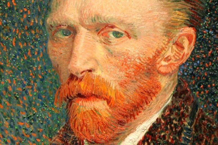 Vincent van Gogh, salah satu pelukis terbesar dunia.