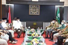 Sekjen Gerindra Bertemu Ketua Umum PP Muhammadiyah, Ini yang Dibahas