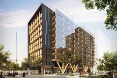 Gedung Kayu Tertinggi Ada di Australia