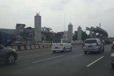 Proyek Kereta Cepat, Ada Rekayasa Lalu Lintas di Gerbang Tol Cikunir 2